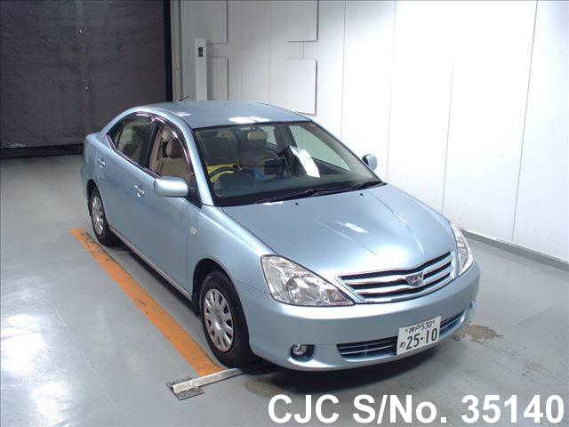 2003 toyota allion light blue for sale stock no 35140 japanese rh carjunction com TV Manual Packet Sony TV Parts Manual