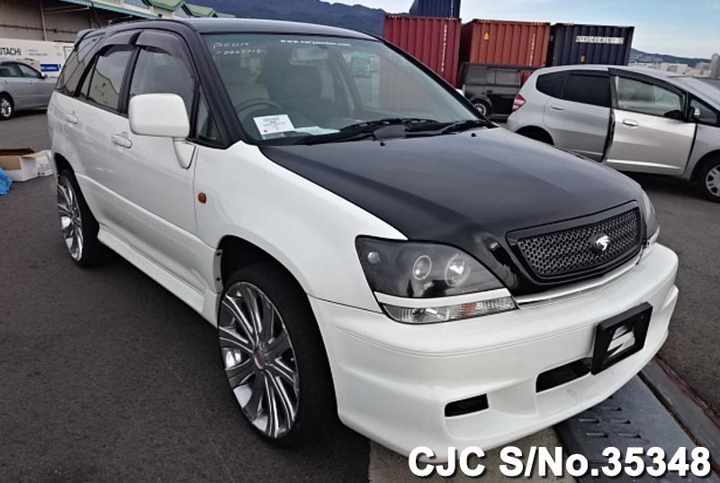 Toyota / Harrier 2001 2.4 Petrol