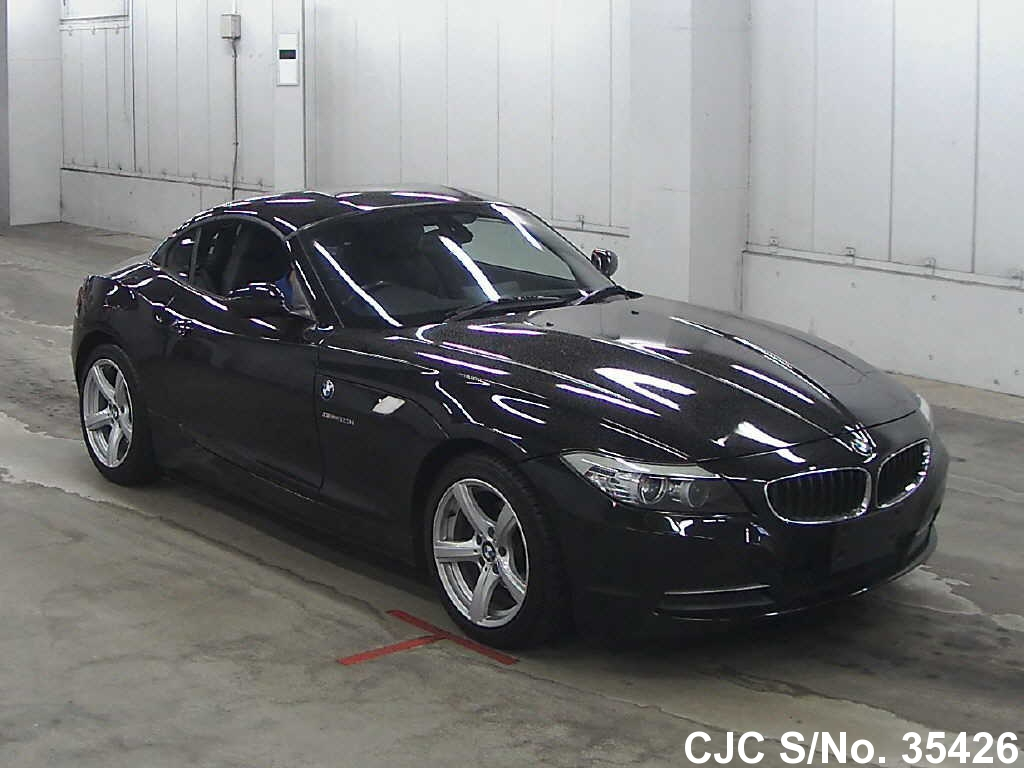 2010 Bmw Z4 Black For Sale Stock No 35426 Japanese