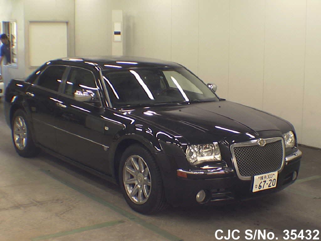 2006 Chrysler 300 Srt8 For Sale >> 2006 Left Hand Chrysler 300C Black for sale | Stock No. 35432 | Left Hand Used Cars Exporter