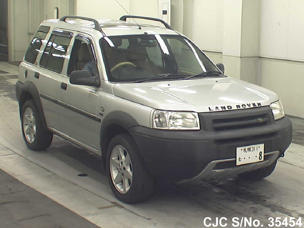 2003 land rover freelander silver for sale stock no. Black Bedroom Furniture Sets. Home Design Ideas