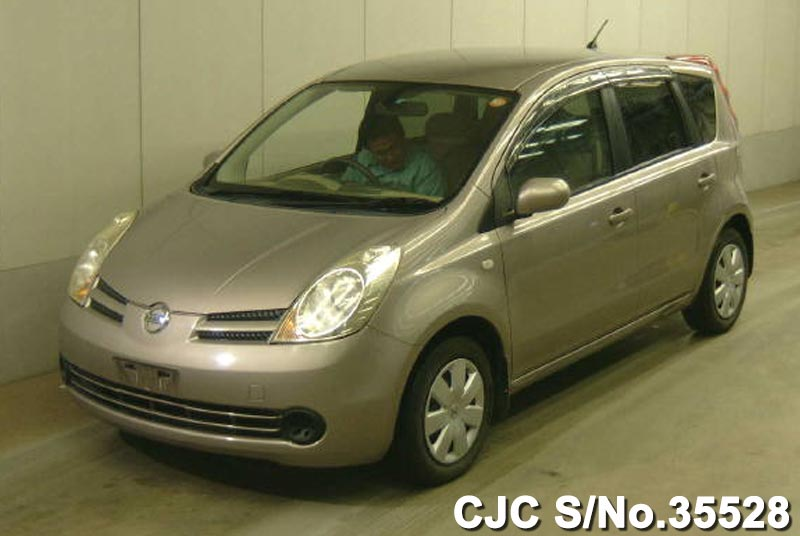 Nissan / Note 2006 1.5 Petrol