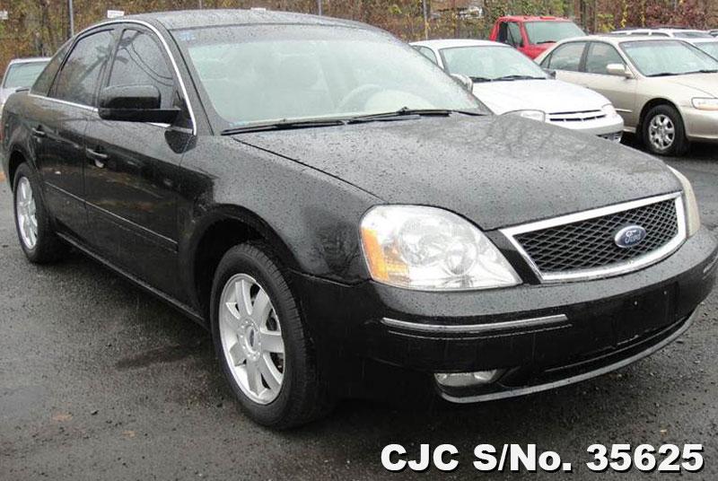 2006 left hand ford five hundred black for sale stock no 35625 left hand used cars exporter. Black Bedroom Furniture Sets. Home Design Ideas