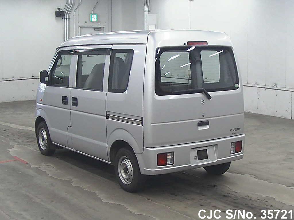 2008 Suzuki Every Silver for sale | Stock No. 35721 ...