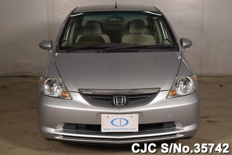 2003 Honda / Fit/ Aria Stock No. 35742