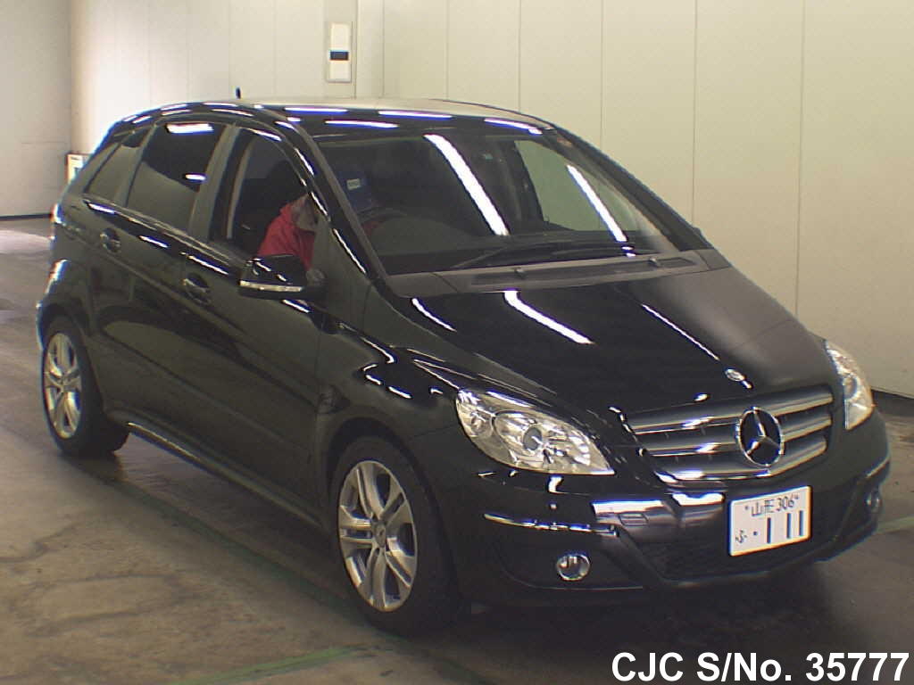 2010 mercedes benz b class black for sale stock no