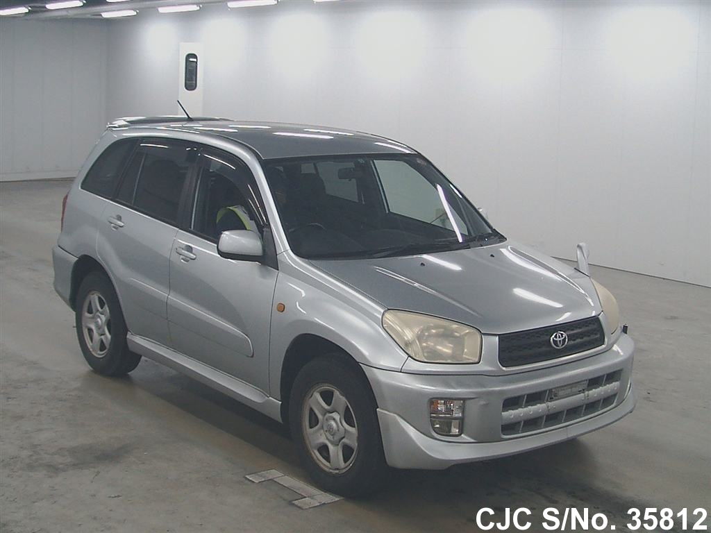 Toyota / Rav4 2002 1.8 Petrol