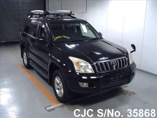 Toyota / Land Cruiser Prado 2004 2.7 Petrol