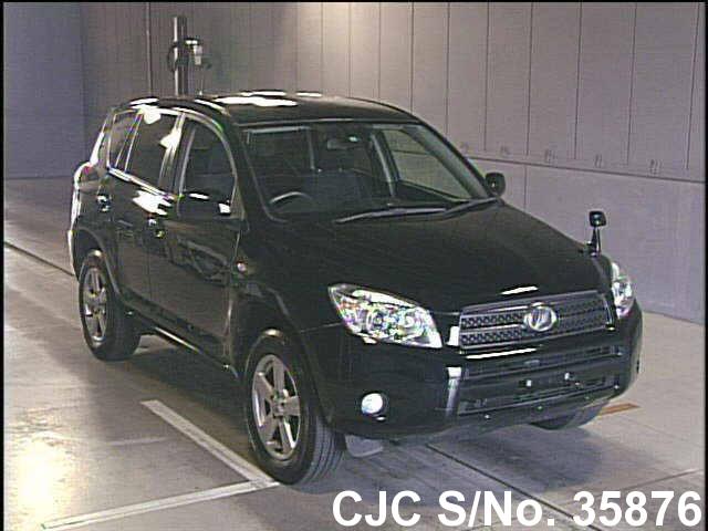 Toyota / Rav4 2007 2.4 Petrol