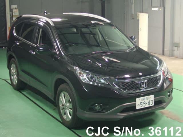 Honda / CRV 2012 2.4 Petrol