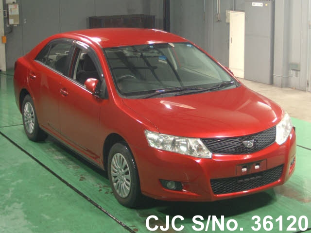 Toyota / Allion 2007 1.8 Petrol