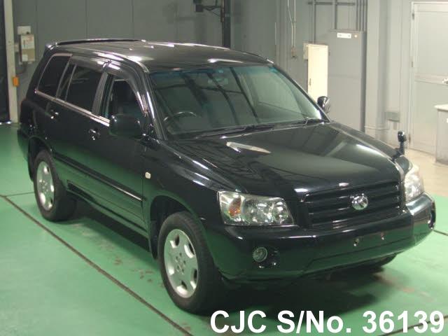 Toyota / Kluger 2006 2.4 Petrol
