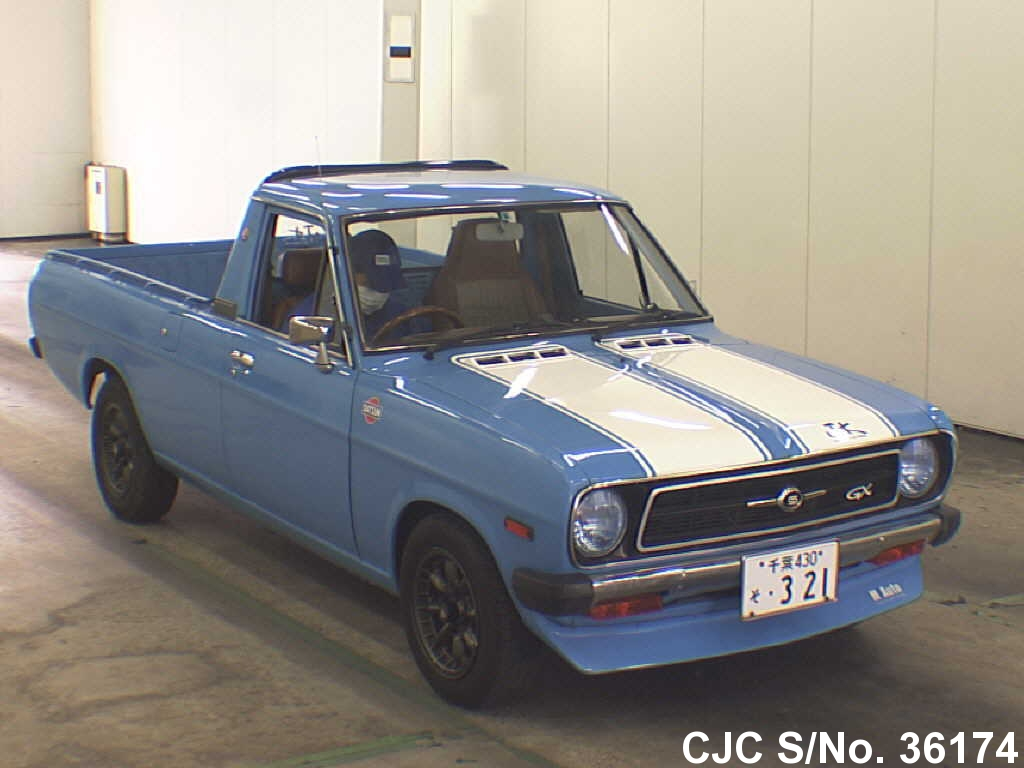 1988 Nissan Sunny Truck Truck For Sale Stock No 36174