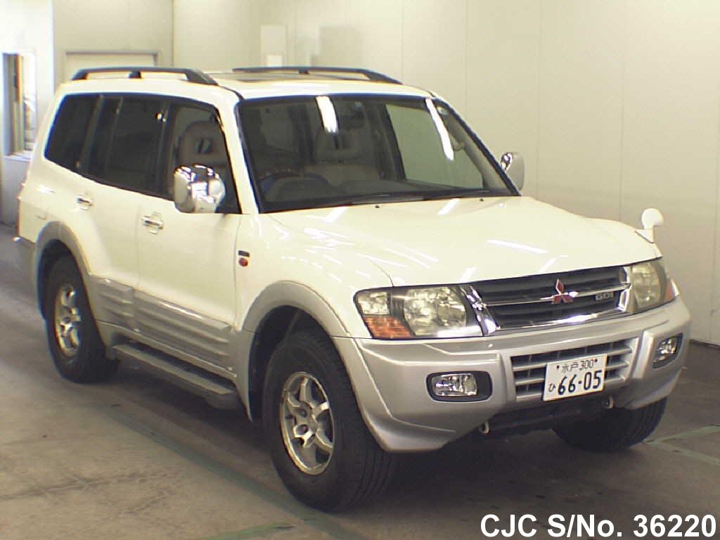 Mitsubishi / Pajero 1999 3.5 Petrol