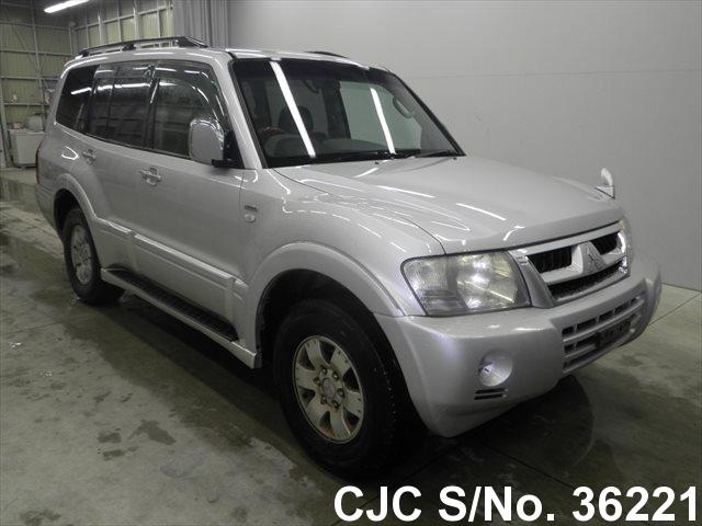 Mitsubishi / Pajero 2002 3.2 Diesel