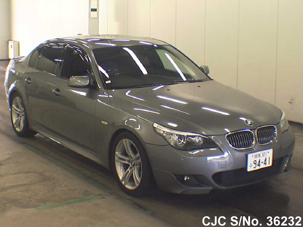 BMW / 5 Series 2009 2.5 Petrol