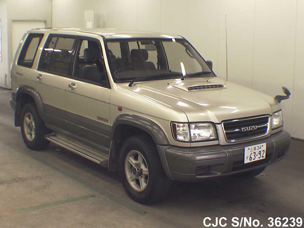 1999 Isuzu / Bighorn/ Trooper Stock No. 36239