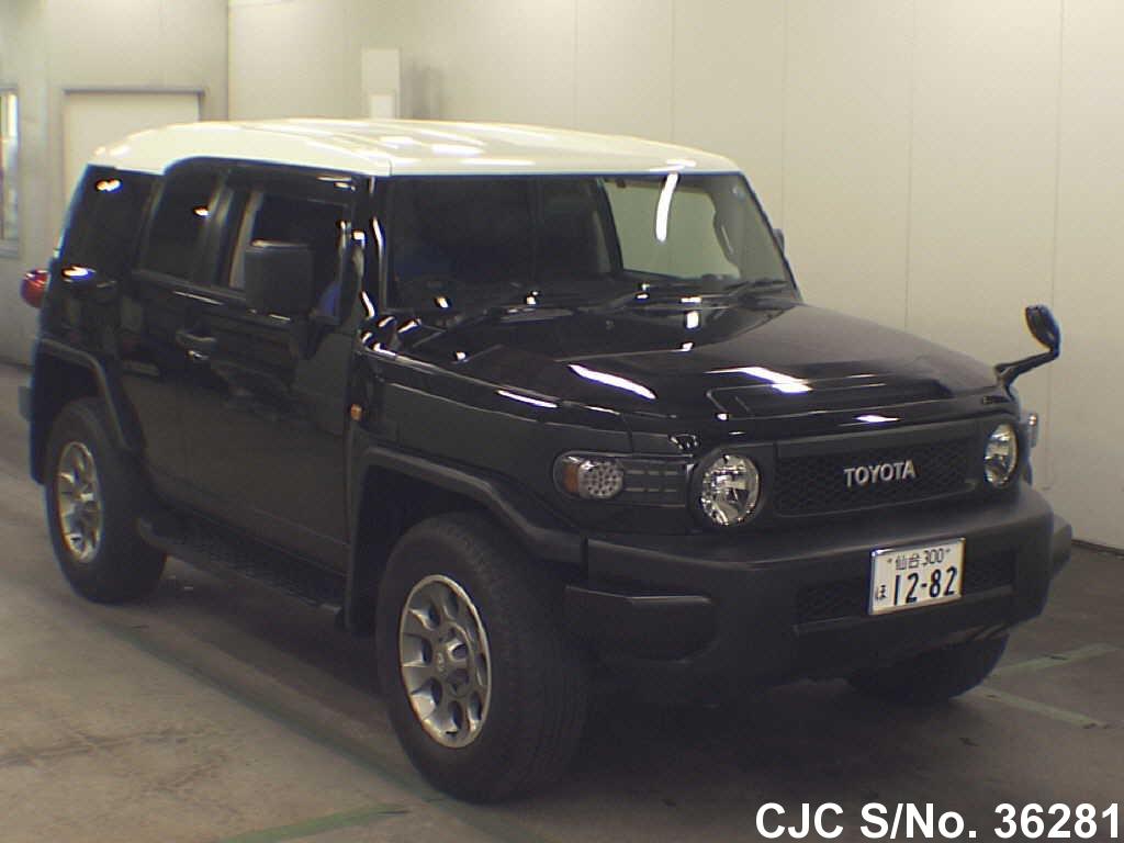 Toyota / FJ Cruiser 2011 4.0 Petrol
