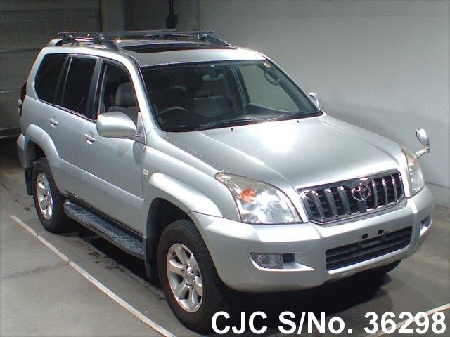 Toyota / Land Cruiser Prado 2006 2.7 Petrol