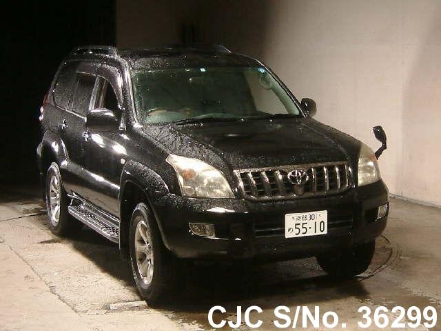 Toyota / Land Cruiser Prado 2007 2.7 Petrol