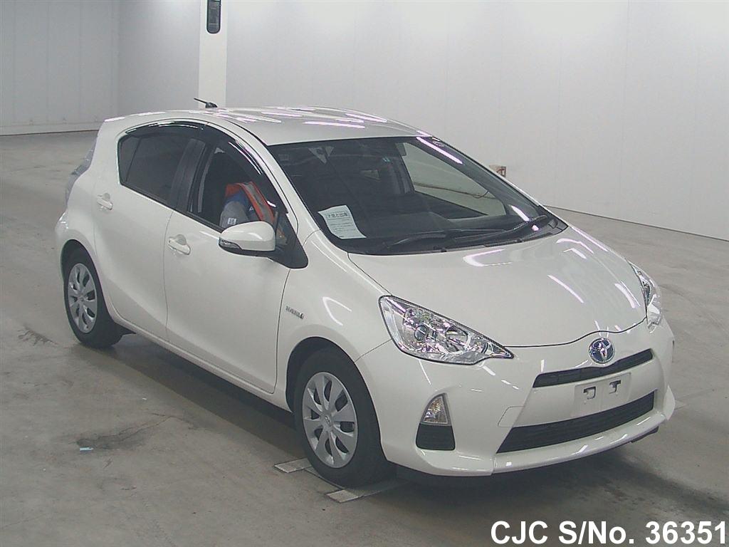 Toyota / Aqua 2014 1.5 Petrol