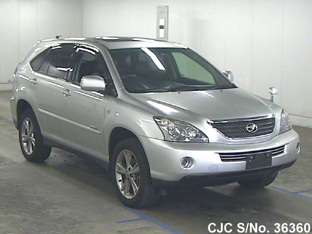 Toyota / Harrier 2006 3.3 Petrol