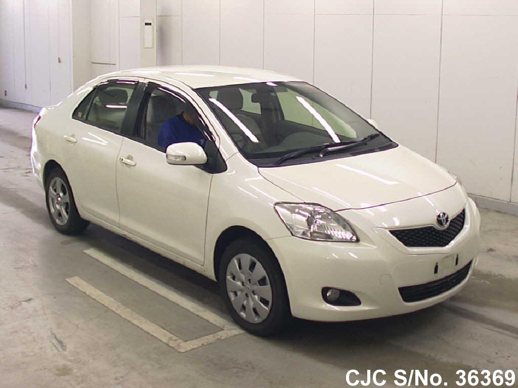 Toyota / Belta 2008 1.3 Petrol