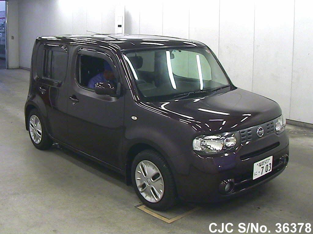 Nissan / Cube 2009 1.5 Petrol