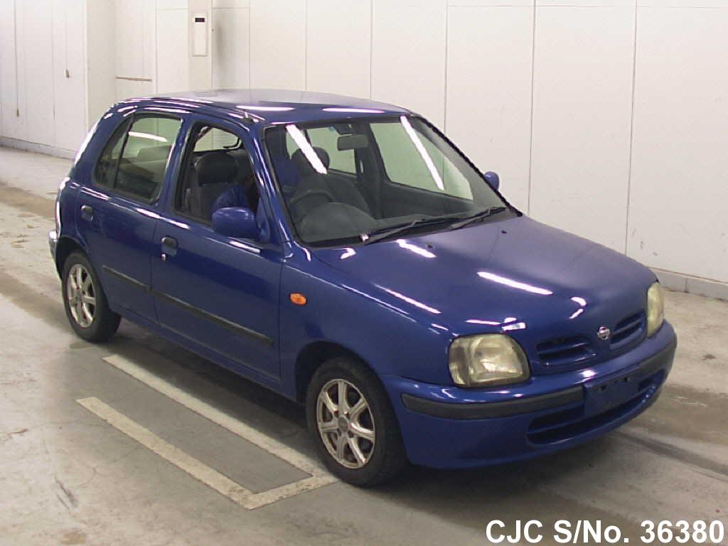 Nissan / March 1997 1.0 Petrol