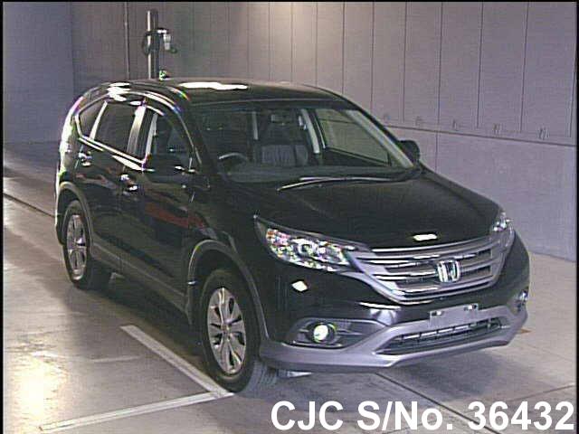 Honda / CRV 2013 2.4 Petrol