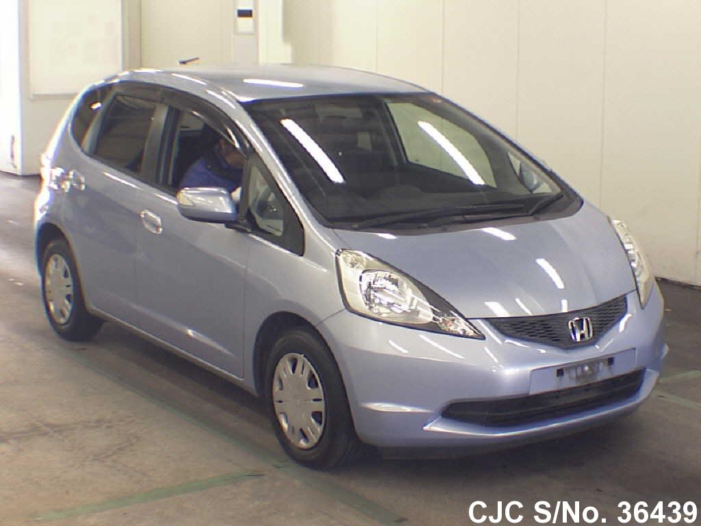 2009 Honda / Fit/ Jazz Stock No. 36439