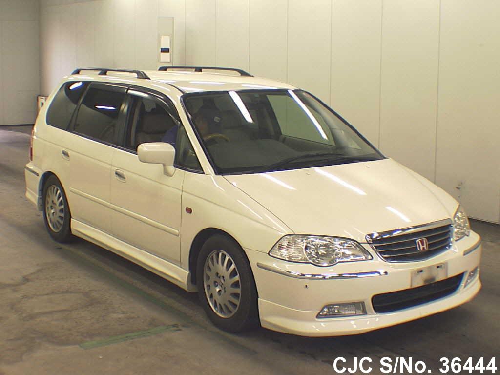 Honda / Odyssey-Shuttle 2000 3.0 Petrol