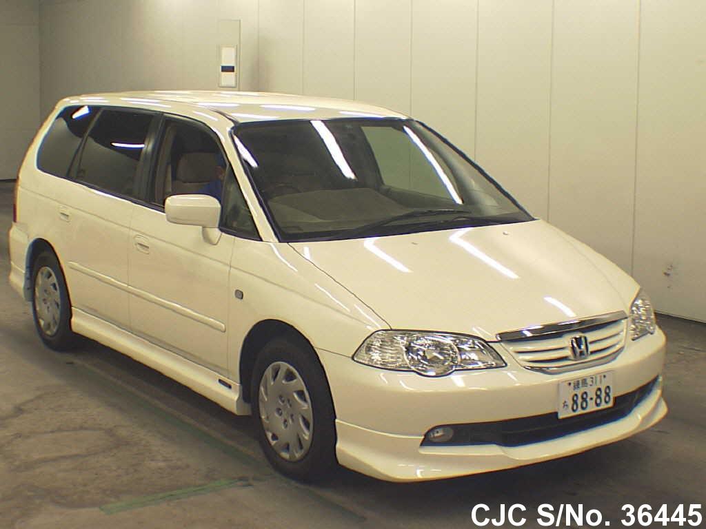 Honda / Odyssey-Shuttle 2003 2.3 Petrol
