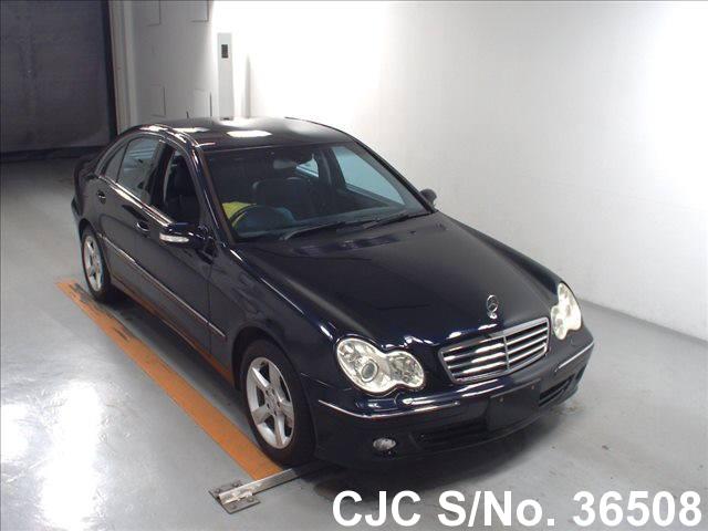 Mercedes Benz / C Class 2004 1.8 Petrol