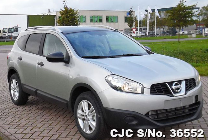 2015 left hand nissan qashqai visia silver for sale stock no 36552 left hand used cars exporter. Black Bedroom Furniture Sets. Home Design Ideas