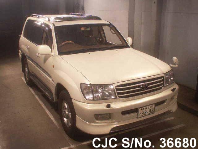Toyota / Land Cruiser 1999 4.7 Petrol