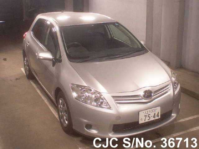 Toyota / Auris 2009 1.8 Petrol