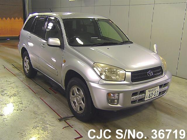 Toyota / Rav4 2003 1.8 Petrol