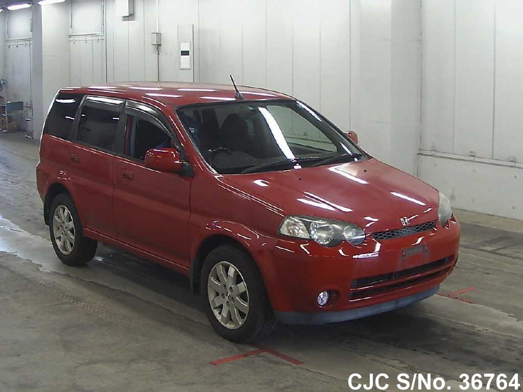 2005 Honda Hrv Vezel Red For Sale Stock No 36764 Japanese Used Cars Exporter