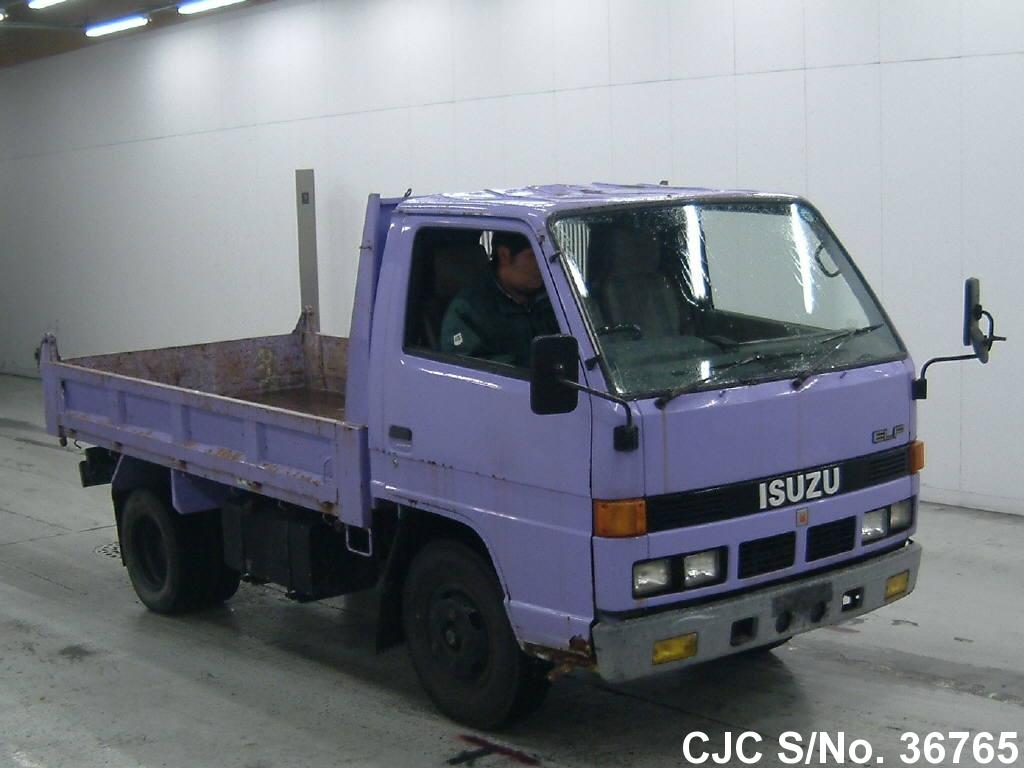 Isuzu / Elf 1987 4.6 Diesel