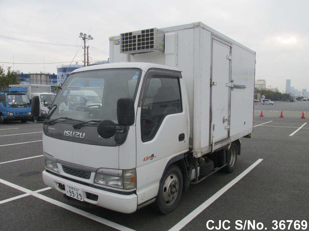 Isuzu / Elf 2004 4.6 Diesel