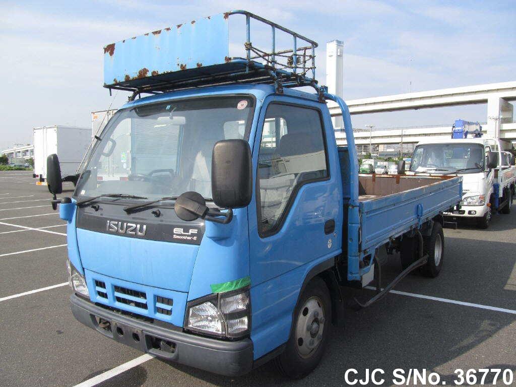 Isuzu / Elf 2007 4.8 Diesel