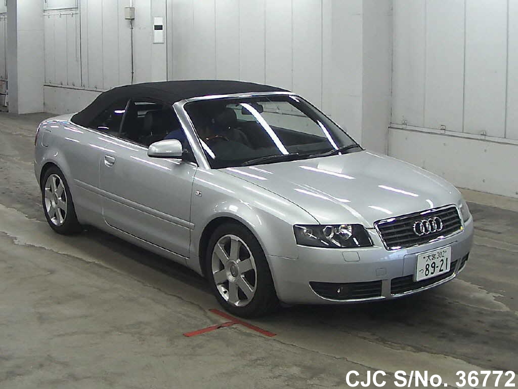 2002 Audi A4 Silver For Sale