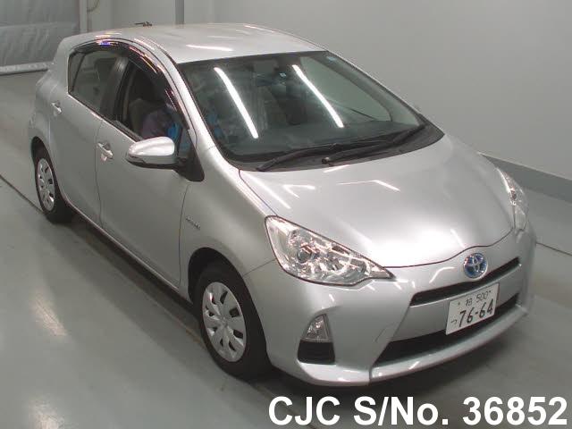 Toyota / Aqua 2013 1.5 Petrol
