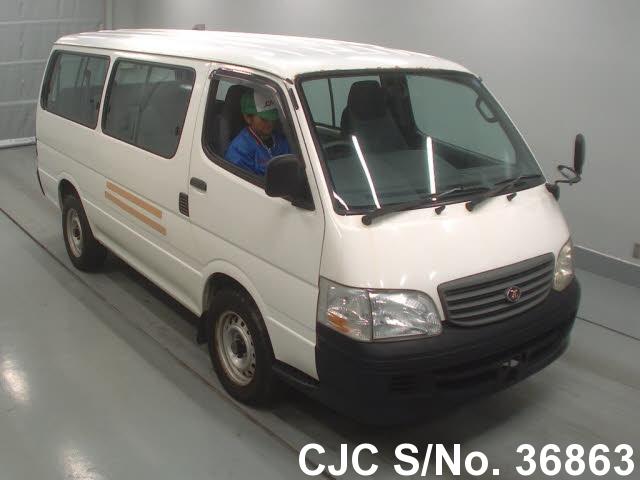 Toyota / Hiace 2003 3.0 Diesel