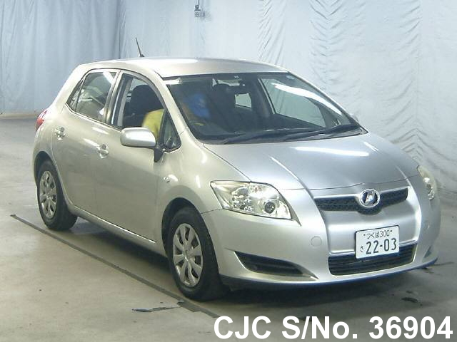 Toyota / Auris 2007 1.5 Petrol