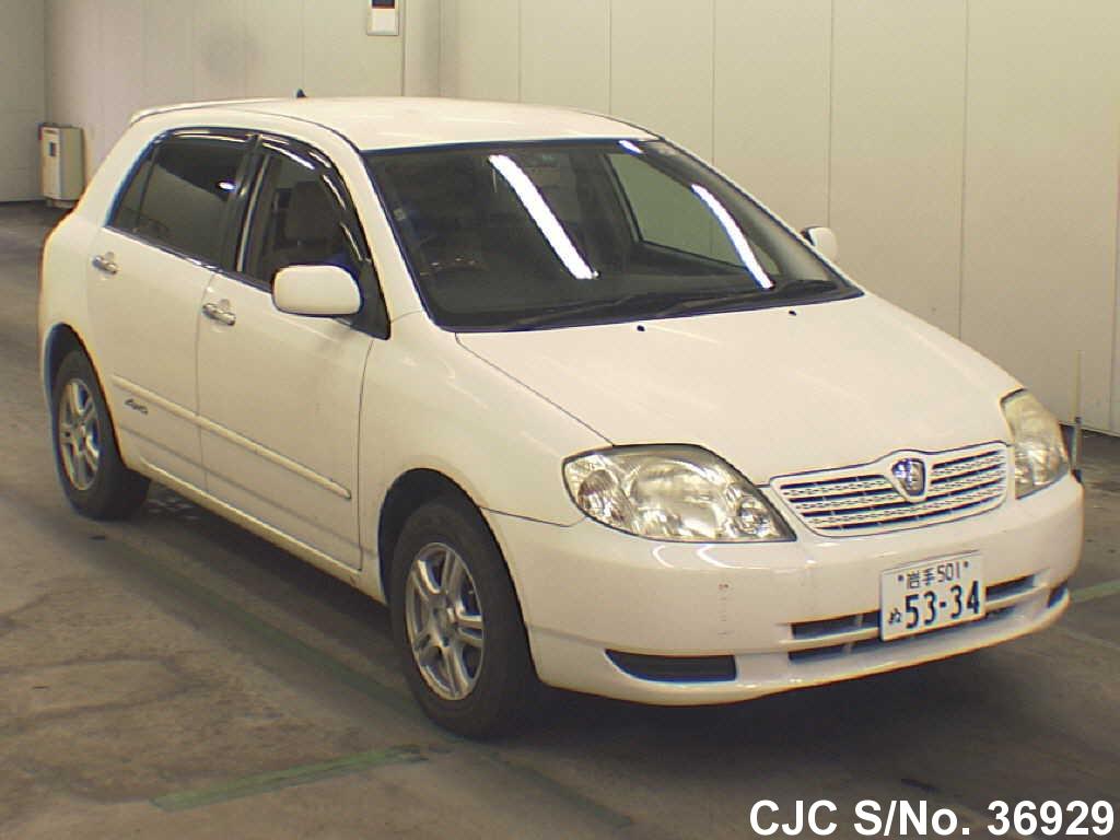 Toyota / Allex 2002 1.5 Petrol