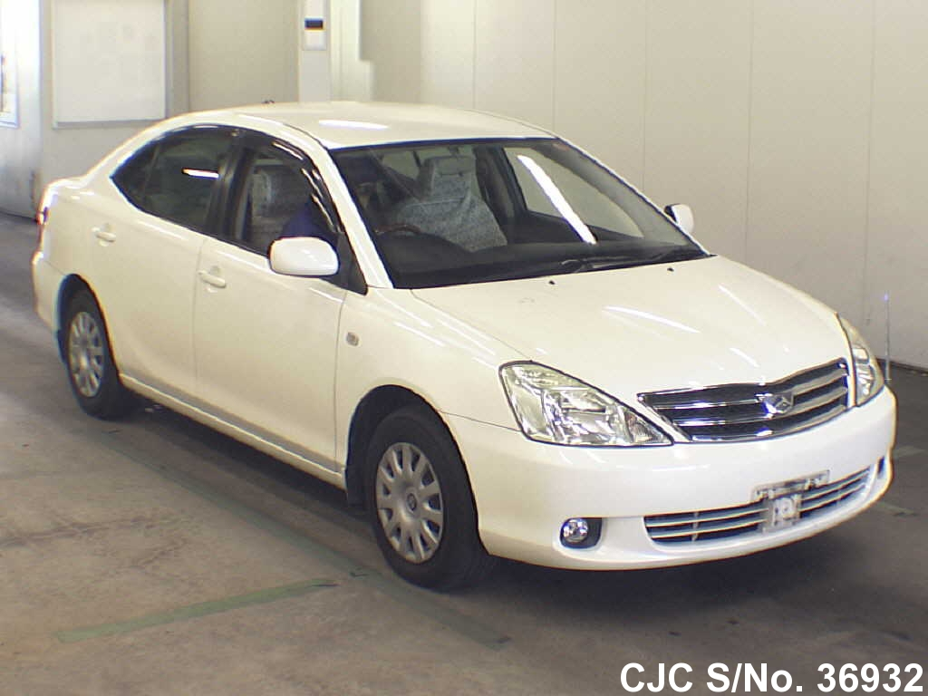 Toyota / Allion 2004 1.5 Petrol
