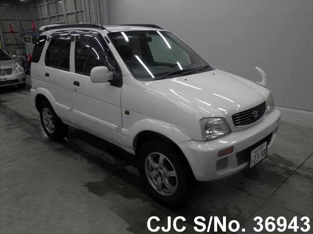 Toyota / Cami 1999 1.3 Petrol