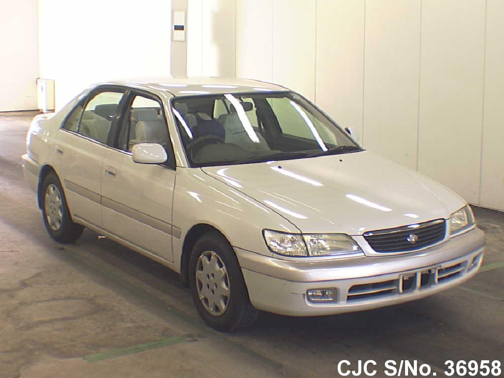 1999 Toyota Corona Premio Silver For Sale